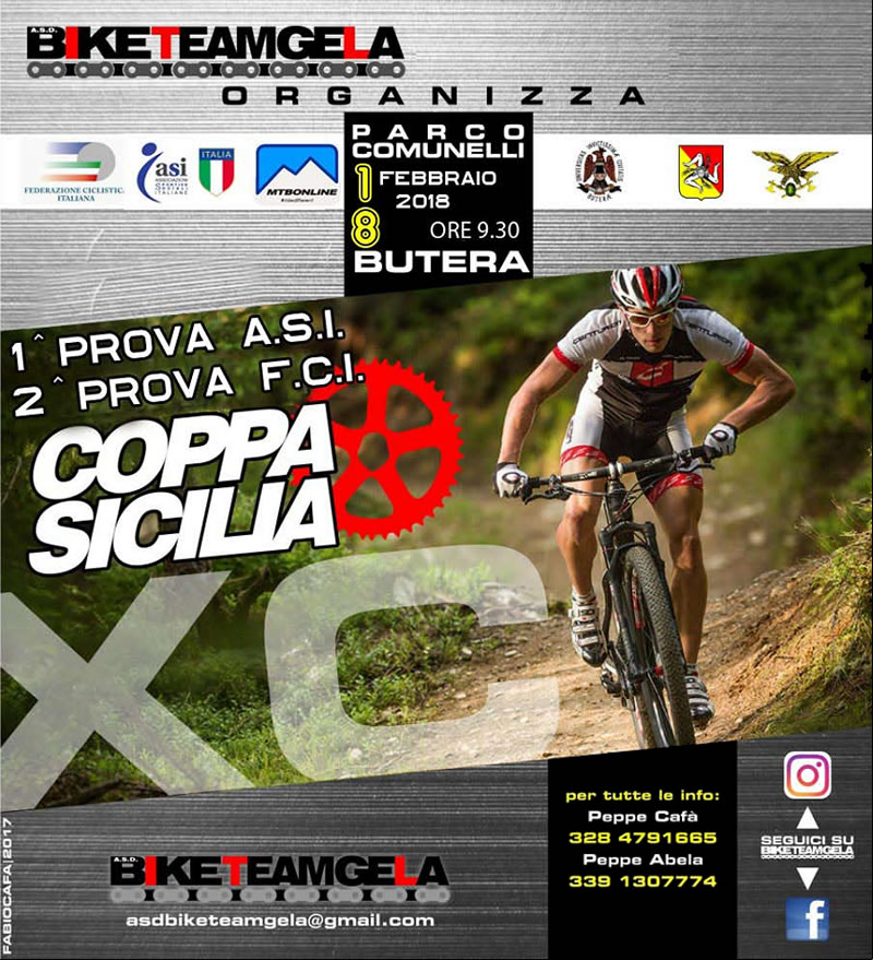 Cross Country Parco Diga Comunelli 2018
