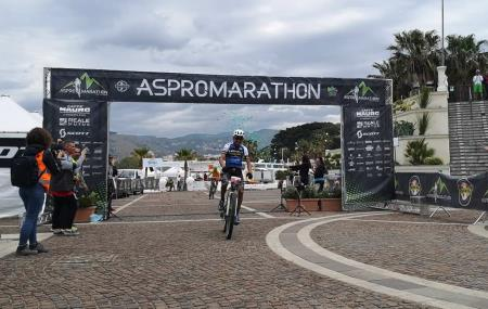 Diego Arias da record in Aspromonte