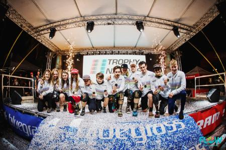 Grande successo per il debutto del Bluegrass Trophy of Nation powered by SRAM di Finale Ligure