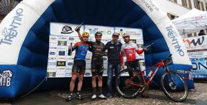 Passo Buole Extreme, sul red carpet vince Andrea Righettini