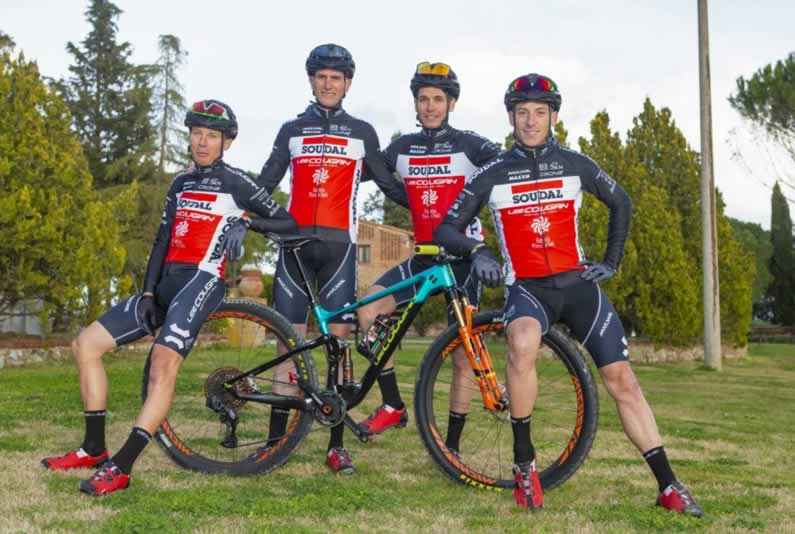 SOUDAL-LEE COUGAN Racing Team guarda in alto e si prepara a nuove sfide