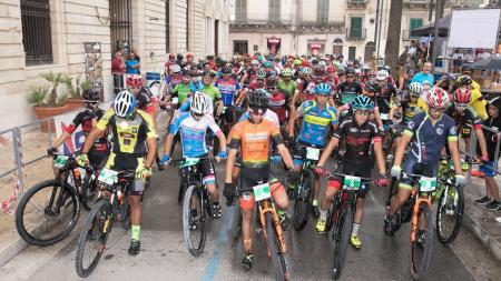 A Modica evento Gran Fondo Castello al top