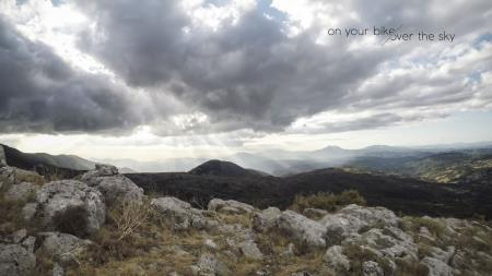 Pollino Marathon 2018: On your bike over the sky